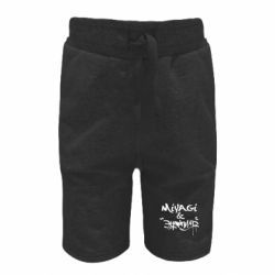 Детские шорты Miyagi & Эндшпиль
