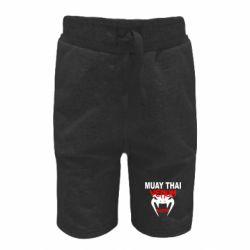 Детские шорты Muay Thai Venum Fighter