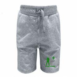 Детские шорты На захисті вітчизни! (Азов) - FatLine