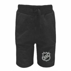 Детские шорты National Hockey League - FatLine