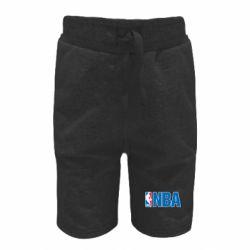 Детские шорты NBA Logo