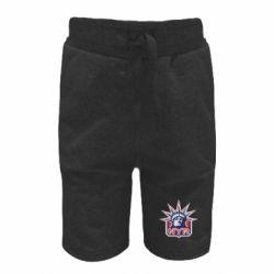 Детские шорты New York Rangers - FatLine