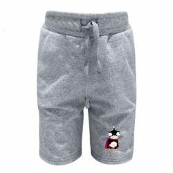 Детские шорты Нибблер - FatLine
