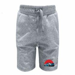 Детские шорты Nissan GR-R Japan