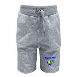 Дитячі шорти Noize MC Logo