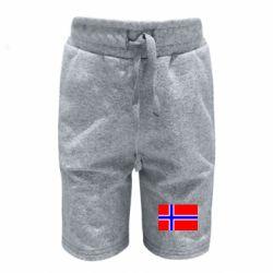 Дитячі шорти Норвегія