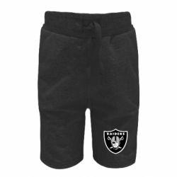 Дитячі шорти Oakland Raiders