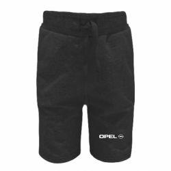 Детские шорты Opel Logo