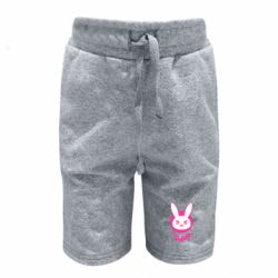 Дитячі шорти Overwatch dva rabbit