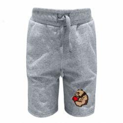 Детские шорты Panda Boxing