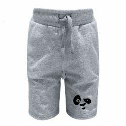 Дитячі шорти Panda Po