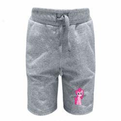 Дитячі шорти Pinkie Pie smile - FatLine