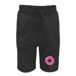Детские шорты Пончик Гомера