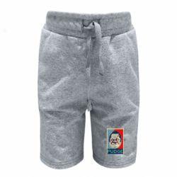 Детские шорты Pudge aka Obey