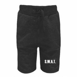 Детские шорты S.W.A.T.