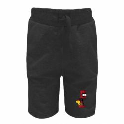 Дитячі шорти Simpson Kiss my Ass Deadpool