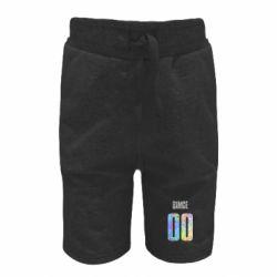 Детские шорты Since голограмма