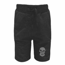 Детские шорты Skull and Fist