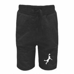 Детские шорты Slam dunk