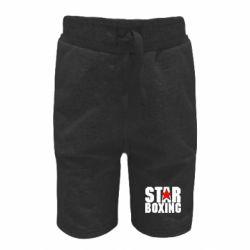 Детские шорты Star Boxing