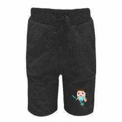 Детские шорты Steve minecraft
