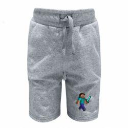 Детские шорты Стив
