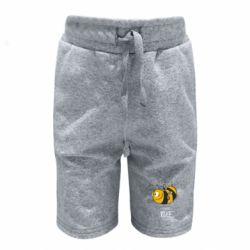 Детские шорты Сумасшедшая пчелка