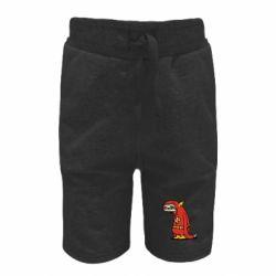 Детские шорты Super lazy flash