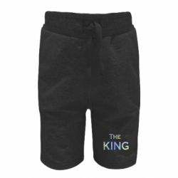 Детские шорты The King