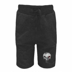 Детские шорты The Punisher Logo