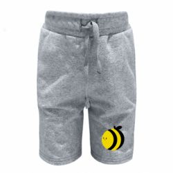 Детские шорты толстая пчелка