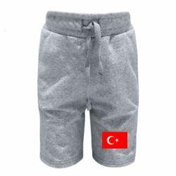 Детские шорты Турция