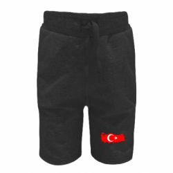 Детские шорты Turkey