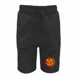 Дитячі шорти Тыква Halloween