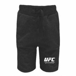 Детские шорты UFC