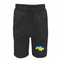 Детские шорты Украина - FatLine
