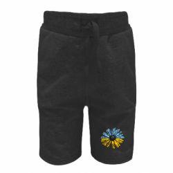 Детские шорты Українська квітка
