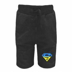Дитячі шорти Український Superman