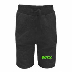 Дитячі шорти WRX