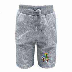 Детские шорты Zelda