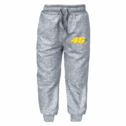 Дитячі штани 46 Valentino Rossi