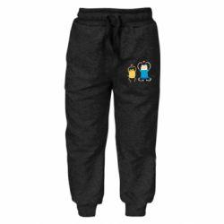 Дитячі штани Adventure time
