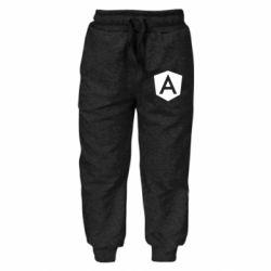 Дитячі штани Аngular