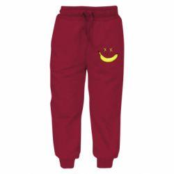 Детские штаны Banana smile