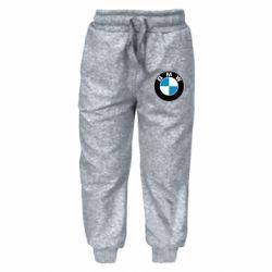 Детские штаны BMW Small