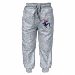 Детские штаны Человек Паук - FatLine