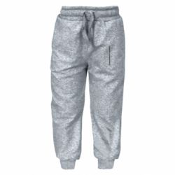 Дитячі штани Citroen Спорт