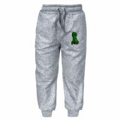 Дитячі штани Creeper