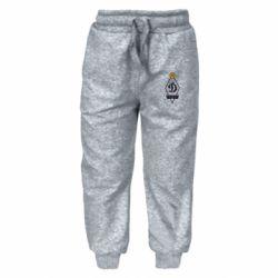 Дитячі штани Динамо