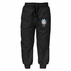 Дитячі штани E=MC 2